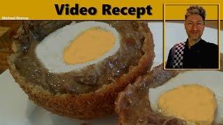 Eierbal maken - Recept Frietei, Schots ei, Friet-ei