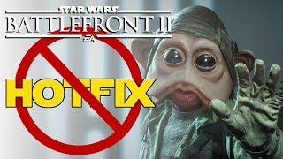 Star Wars Battlefront 2 Update | Where Is The HOTFIX?