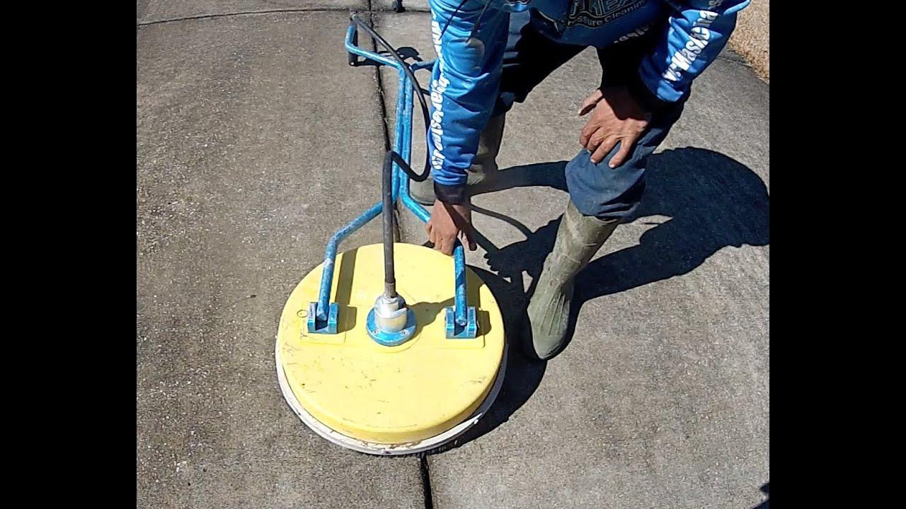 How To Pressure Wash Driveway Pressure Washing