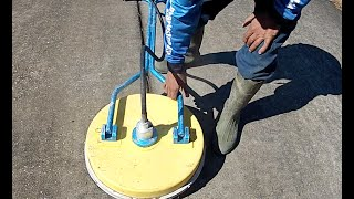 How To Pressure Wash Driveway - Pressure Washing Attachments For Power Washing Concrete