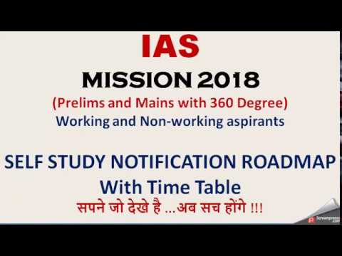 Study Plan for UPSC Prelims 2019 to Prepare in 2 months ...