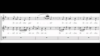 Benedictus - Mass in G major DV167 - Schubert