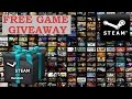 A steam game giveaway I Just cause 3