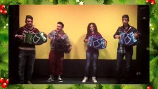 Jingle Bells - Auguri di Natale - Classe di organetto di Expressione Musica (Veroli)