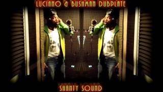 LUCIANO & BUSHMAN dubplate {Shanty Sound} @ dainjamentalz u$a 4