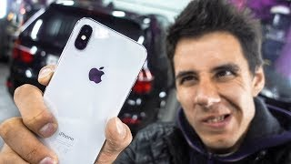 iPhone X СЛОМАЛСЯ В ПЕРВЫЙ ДЕНЬ. НЕ ПОКУПАЙ ЕГО