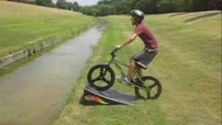 Paul's Crazy Bike Jump