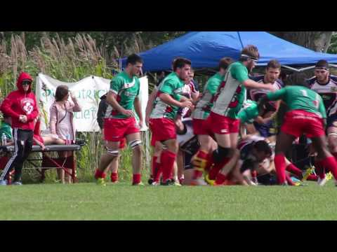 Ottawa's Barrhaven Scottish Rugby Club: Men's 1sts 2016 Championship Reel