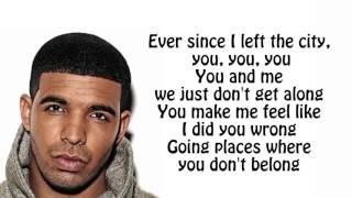 Drake - Hotline Bling Lyrics