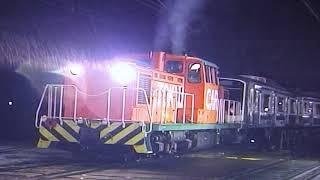 東急5000系 完成から甲種輸送