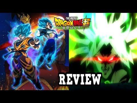 Dragon Ball Super Broly Movie Review & Post Credit Ending Scene EXPLAINED! The Future Of Dragon Ball