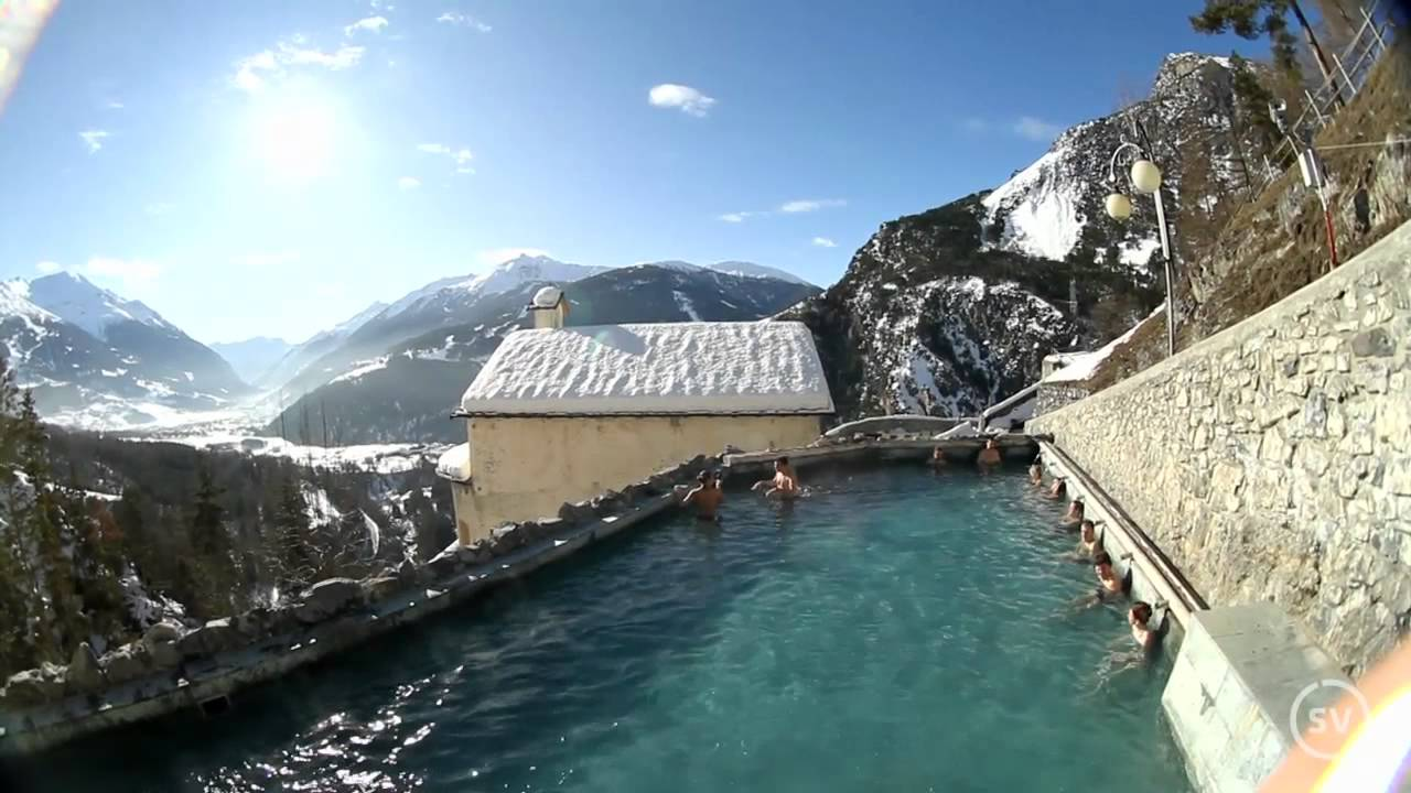 Terme Bagni Nuovi Qc Terme Bormio: Details And Feelings From A Spa - Youtube