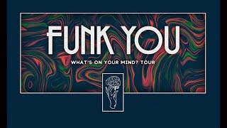 Funk You LIVE w/ Brotherhorns.@ Asheville Music Hall 9-21-2018