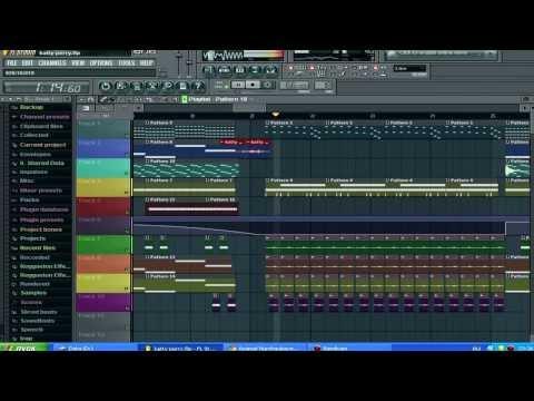 Katy Perry feat Juicy J - Dark Horse (FL STUDIO ORIGINAL BEAT)