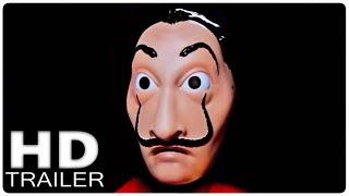LA CASA DE PAPEL 4 Tráiler Teaser Español (2020) Anuncio