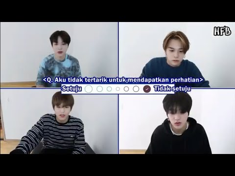 [SUB INDO] TREASURE - FACT CHECK - MBTI I (Junkyu, Jaehyuk,
