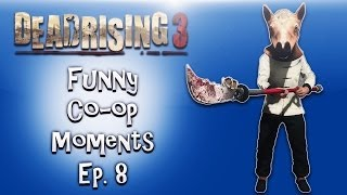 Dead Rising 4 - SANTA CLAWZ!!!! (Funny Moments, Chaos, 4 Player co-op)