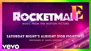 Cast Of Rocketman Saturday Nights Alright For Fighting Visualiser.mp3