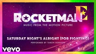 "Baixar Cast Of ""Rocketman"" - Saturday Night's Alright (For Fighting) (Visualiser)"