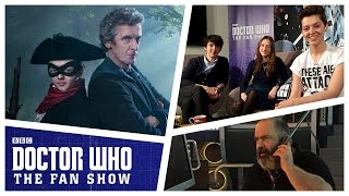 The Woman Who Lived Reactions - Doctor Who: The Fan Show