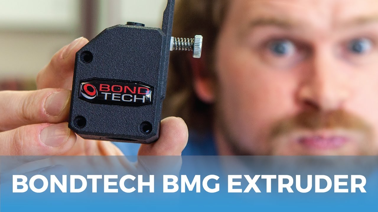 Bondtech BMG Extruder // 3D Printing Product Highlights and Review
