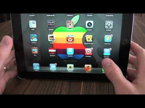 Apple iPad (3rd Generation) - A Quick Review.mov