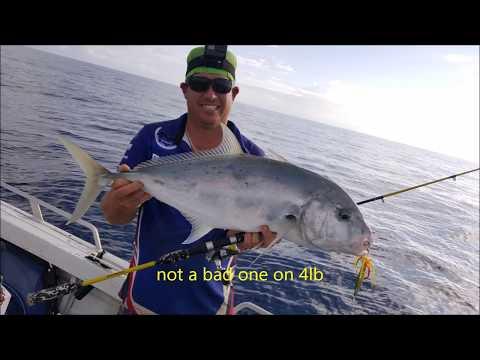 Fishing Inshore Jigging Townsville Part 1