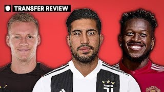 WILL LIVERPOOL REGRET LETTING EMRE CAN GO TO JUVENTUS? | TRANSFER REVIEW