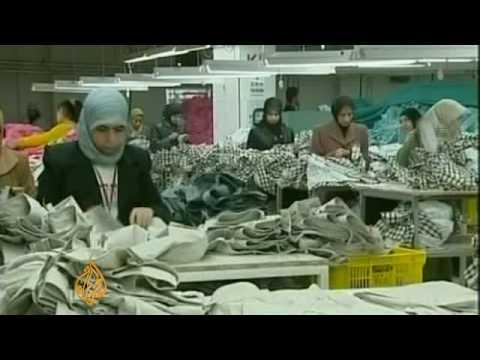 Bangladeshi workers stranded in Jordan - 7 March 09