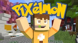 Open Pixelmon Server! Come Play With Me!