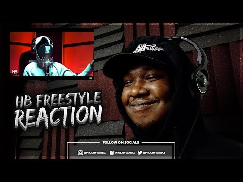 OnDrills - HB Freestyle | Link Up TV (REACTION)