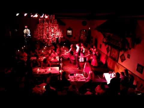 Flamenco dance at The Columbia Restaurant in Tampa