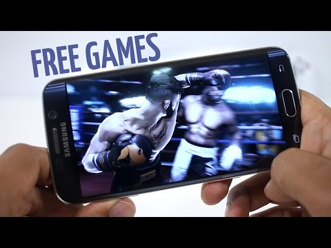 Best Free Android Games of 2015