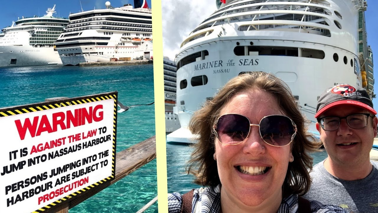 Day 2 Cruise Vlog ~ Breakfast & Arriving in Nassau!
