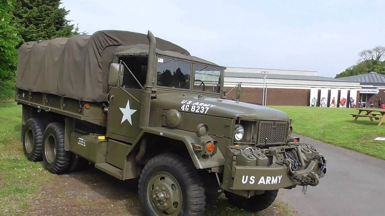 American Army Reo M35 6X6 Military Truck Belfast Northern ...