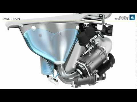 Evac vacuumtoilet compact pinch valve