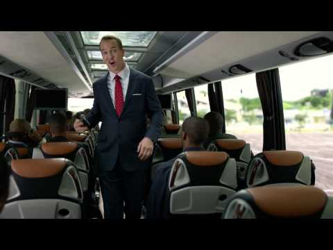 Really High Voice Peyton Manning Commercial   DIRECTV NFL SUNDAY TICKET