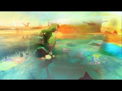 "Skyward Sword ""Lanayru Sandsea"" Calming Remix Ft. Gamer Of The Winds"