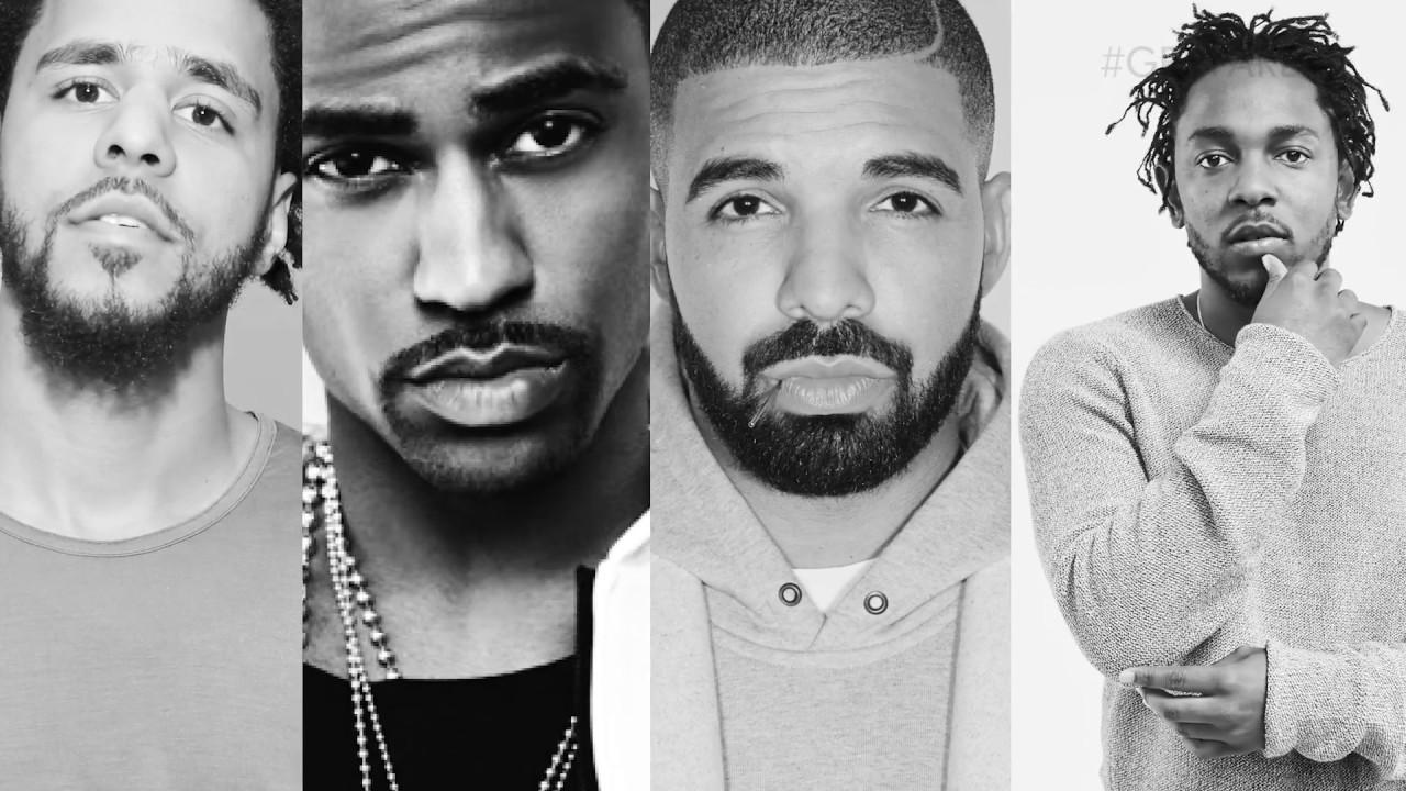 J Cole Eyebrows Vs Drakes Kendrick Lamar ...