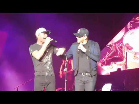 Dierks Bentley and Cole Swindell 1/19/2017 Flatliner