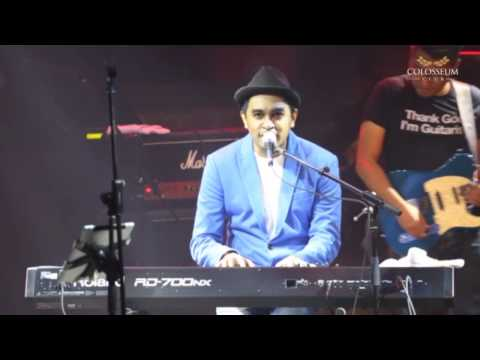 Glen Fredly - Malaikat Juga Tahu (Live at Colosseum Jakarta)