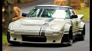 9.500RPM Mazda RX-7 Group C || 330Hp/940Kg Rotary Monster