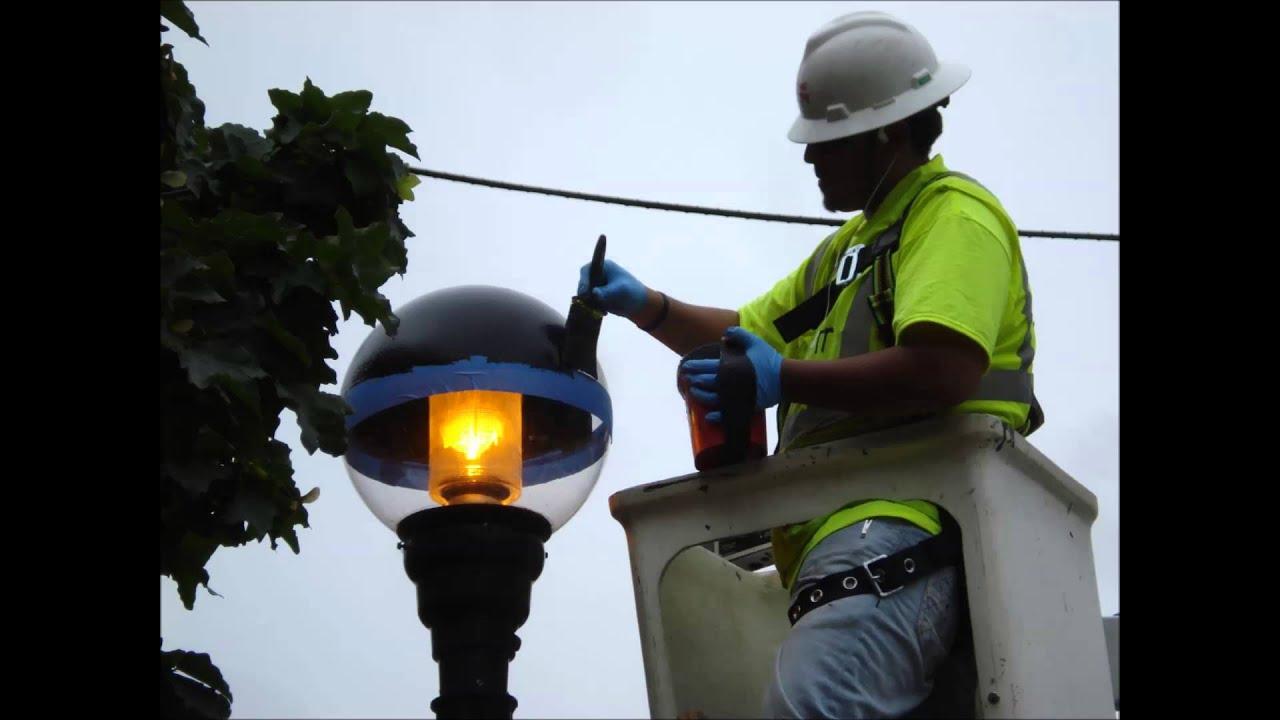 & Street Lighting Dark Sky Solution - Lighting Maintenance Inc - YouTube azcodes.com
