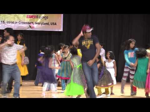 Swathilo Muthyamantha by Ramu and Anjana Sowmya (Ennenno Janmala Bandham Concert)