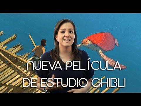 Estudio Ghibli: La tortuga roja