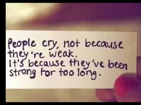 Quotes About Wanting To Cry Shane Koyczan- ...