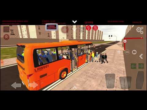 A NOVA LINHA DO PONTO STA RITA/CIC (Bus Brasil Simulator)