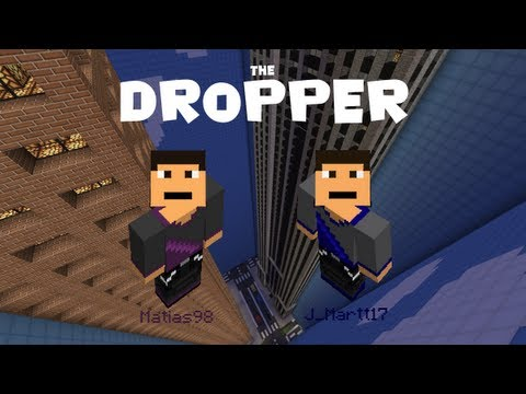 how to make a dropper work in minecraft