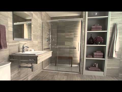 Universally Accessible Bathrooms - ADA Compliant, Aging In Place Design