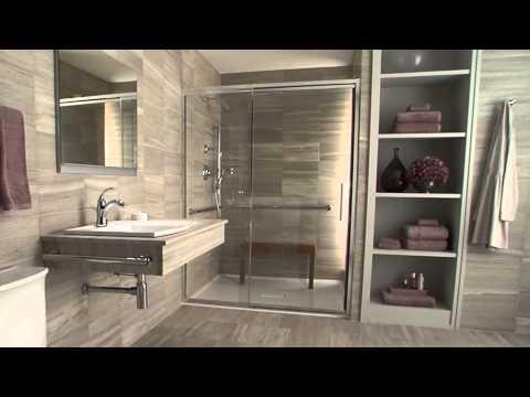 Kohler - Accessible Bathroom Solutions - YouTube